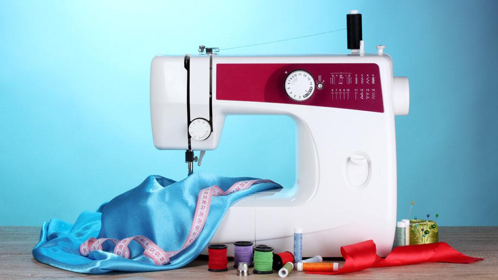 Cours de couture à Namur, ma machine à coudre