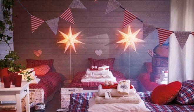 Comment Décorer La Chambre Enfant Pour Noël ?