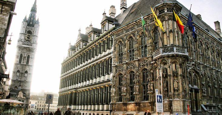 Top 9 des villes de Belgique
