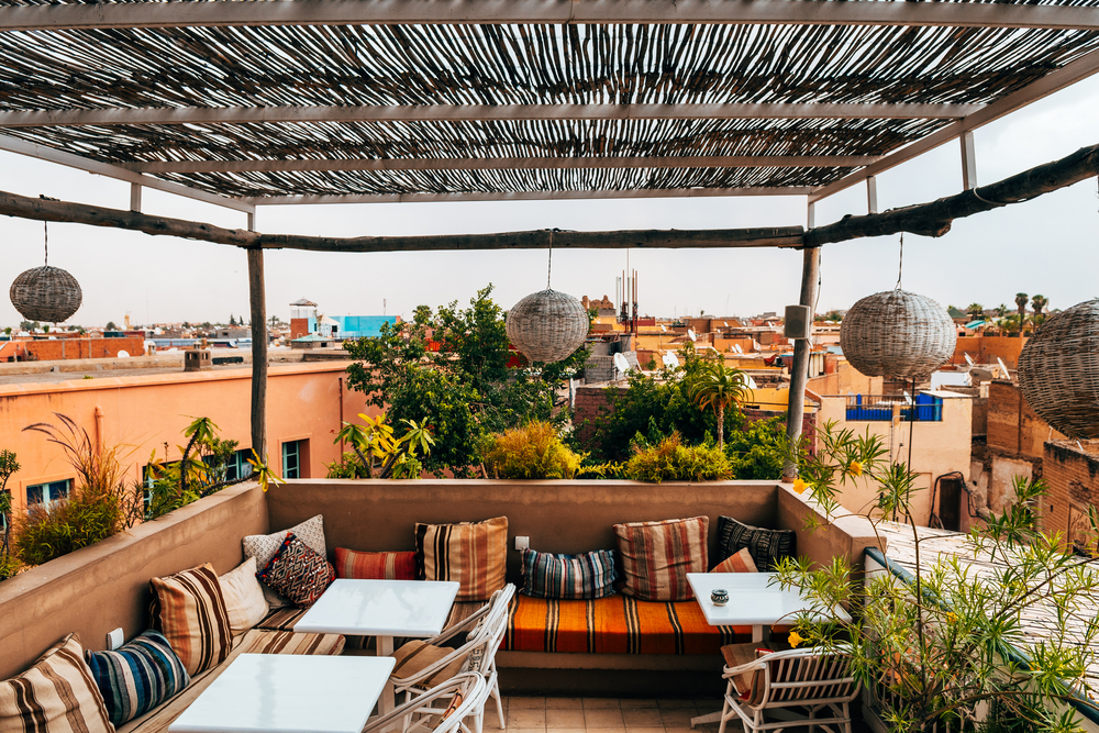Louer une villa au Maroc
