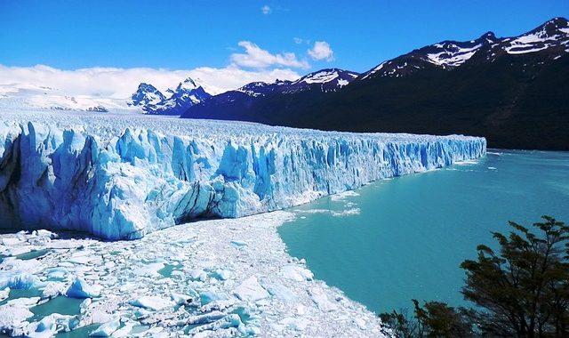 Aventure au parc national des Glaciers lors de son voyage en Argentine