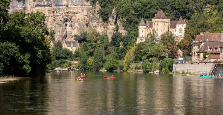 Vacances en famille en Dordogne